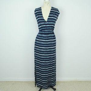 ViX Paula Hermanny Maxi Dress Tie Dye